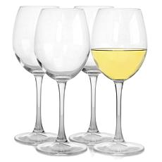 Pasabahce Enoteca 4 Piece 15.1 oz White Wine Glass Set