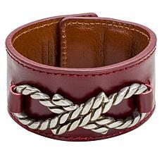 Patricia Nash Amabel Infinity Rope Cuff Bracelet
