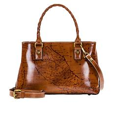 Patricia Nash Angela Leather Satchel