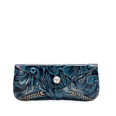 Patricia Nash Ardenza Leather Sunglass Case
