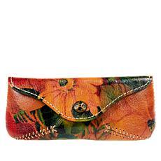 Patricia Nash Ardenza Leather Sunglass Case