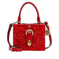 Patricia Nash Avadi Leather Box Bag