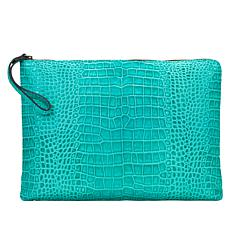 Patricia Nash Braga Leather Laptop Case