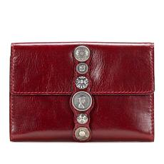 Patricia Nash Colli Renaissance Coin Leather Wallet