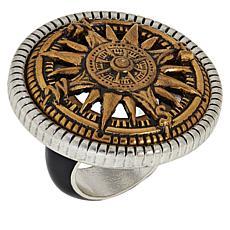 Patricia Nash Compass Ring