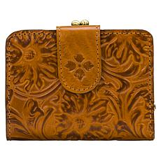 Patricia Nash Iberia Leather Wallet with RFID Protection
