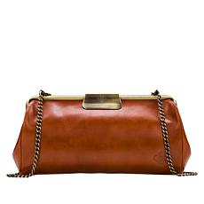 Patricia Nash Juilly Leather Triple Frame Clutch