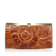 Patricia Nash Leather Cauchy Wallet
