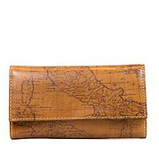 Patricia Nash Leather Signature Terresa Wallet