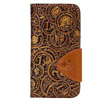 Patricia Nash Lioni Leather Phone Case Wallet