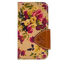 Patricia Nash Lioni Leather Phone Case Wallet