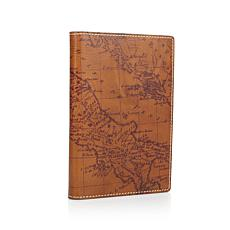 Patricia Nash Map Leather Vinci Journal
