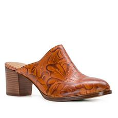 Patricia Nash Nicia  Leather Slip-On Mule