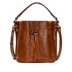 Patricia Nash Octavia Leather Bucket Tote