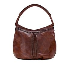 Patricia Nash Riano Leather Hobo