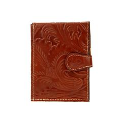 Patricia Nash Tooled Leather Passport Travel Case