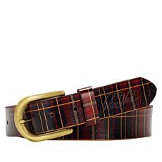 Patricia Nash Vietri Leather Adjustable Belt