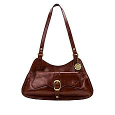 Patricia Nash Zurigo Leather Satchel