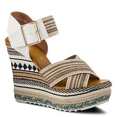 Patrizia Brialea Wedge Sandals