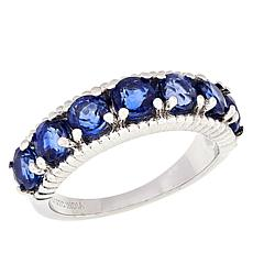 Paul Deasy Gem Sterling Silver Kyanite Band Ring