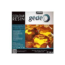 Pebeo Gedeo Colour Resins - Topaz 150ml