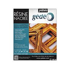 Pebeo Gedeo Pearl Resins - Gold 150 ml