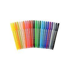 Pentel S360 Color Pen Sets - Set of 24