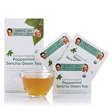 Peppermint Sencha Green Tea - 30 Sachets