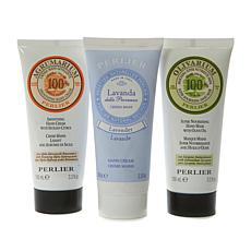 Perlier 3-piece Hand Cream Set