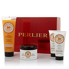 Perlier Agrumarium 4-piece Set with Gift Box