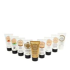 Perlier Honey 9-piece Mini Hand Cream Set