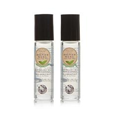 Perlier Honey & Mint Cuticle Oil Duo