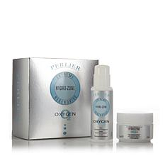 Perlier Hydro-Zone Face Serum and Cream Duo