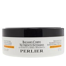 Perlier Shea Butter with Amber & Bergamot Body Cream