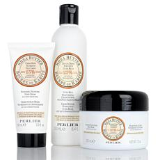 Perlier Shea Butter with Sweet Almond Kit AS