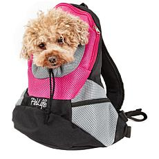 "Pet Life On-The-Go Supreme Travel ""Bark-Pack"" Backpack Pet Carrier"