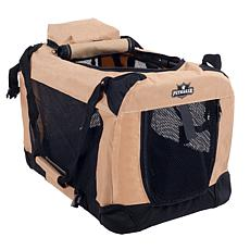 PETMAKER Portable Soft-Sided Pet Crate