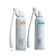 PHD™ Skin Care  Tan & Protect Duo - Medium