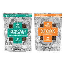 Phelps Wellness Collection  Keep Calm & Canine On and Gut Check Dig...