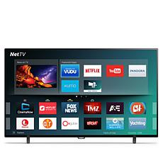 "Philips 55"" 4K Ultra HD Smart TV with HDR and Net TV"
