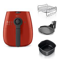 Philips Starfish Airfryer with Grill Pan, Bake Pan, and Rack