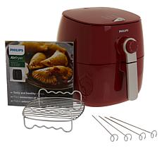Philips TurboStar Airfryer with Rack