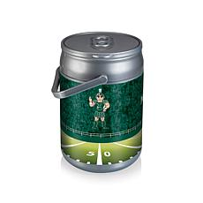 Picnic Time Can Cooler - Michigan State (Mascot)