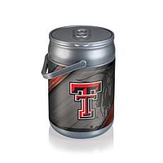 Picnic Time Can Cooler - Texas Tech' (Logo)