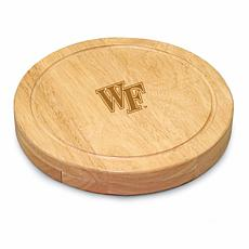 Picnic Time Circo Cheese Board - Wake Forest University