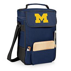 Picnic Time Duet Tote - University of Michigan