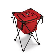 Picnic Time Foldable Cooler - North Carolina State