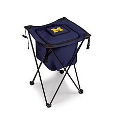 Picnic Time Foldable Cooler - University of Michigan