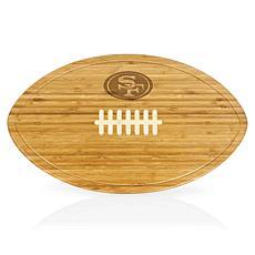Picnic Time Kickoff Cutting Board - San Francisco 49ers