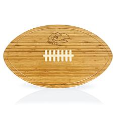 Picnic Time Kickoff Cutting Board - U of Kansas